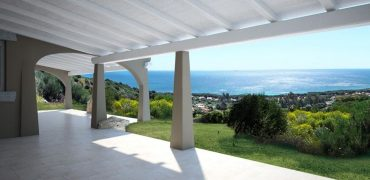 13157 Budoni Single villa with seaview