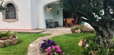 6970 BUDONI semidetached villa with seaview