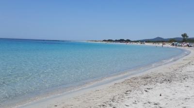Beaches of Budoni %