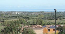6910 BUDONI single house with seaview