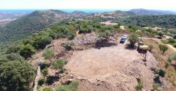 11503 San Nicola terreno con progetto approvato vista mare