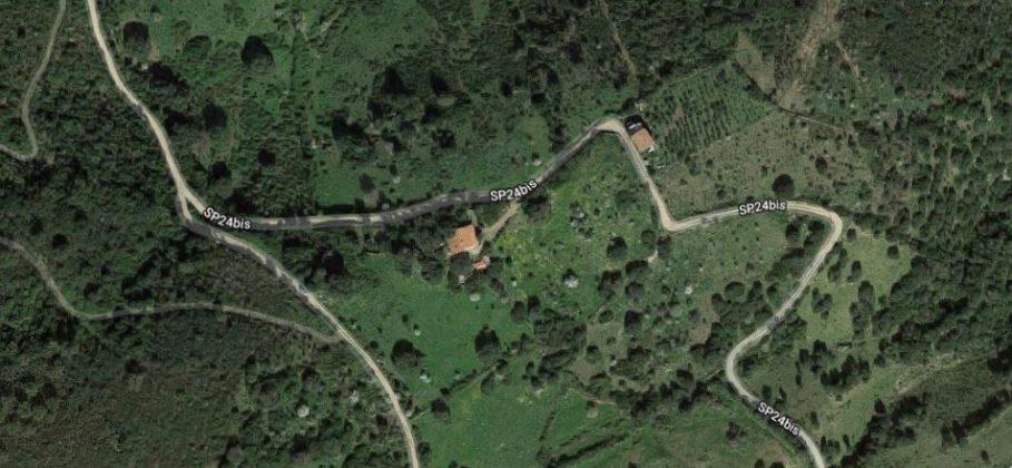 11684 Landstueck mit Bauprojekt und herrlichem Meerblick