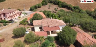 16900 Einzelstehendes Haus mit 700 mq Garten in Budoni Colle Maiorca