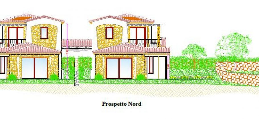 14658 Villa with pool in Budoni center