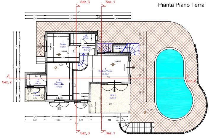 11265 Exklusive Villa mit Pool in Porto Ottiolu