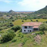16089 Casa singola con vista mare e 7000 mq di terreno %