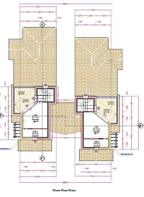 14658 Villa mit Pool in Budoni Zentrum