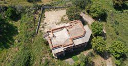 15187 Haus im Rohbau mit Meerblick