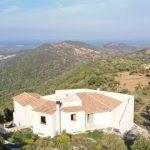 17268 Einzelstehendes Haus mit Meerblick in San Nicola - Brunella %