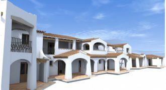 13144 Budoni -appartamenti nuova costruzione a 300 metri dalla spiaggia Stella Marina